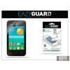 Eazyguard Alcatel One Touch Pop D1 (OT-4018D) képernyővédő fólia - 2 db/csomag (Crystal/Antireflex HD)