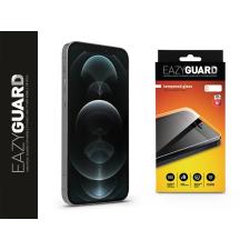 Eazyguard Apple iPhone 12/12 Pro gyémántüveg képernyővédő fólia - 1 db/csomag (Diamond Glass) mobiltelefon kellék