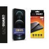 Eazyguard Apple iPhone 12 Pro Max gyémántüveg képernyővédő fólia - Diamond Glass 2.5D Fullcover - fekete