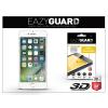 Eazyguard Apple iPhone 7 gyémántüveg képernyővédő fólia - Diamond Glass 3D Fullcover - fehér