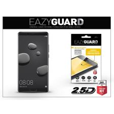 Eazyguard Huawei Mate 10 gyémántüveg képernyővédő fólia - Diamond Glass 2.5D Fullcover - fekete tablet kellék