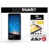 Eazyguard Huawei Mate 10 Lite gyémántüveg képernyővédő fólia - Diamond Glass 2.5D Fullcover - fekete