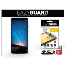 Eazyguard Huawei Mate 10 Lite gyémántüveg képernyővédő fólia - Diamond Glass 2.5D Fullcover - fekete tablet kellék