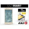 Eazyguard Huawei P10 gyémántüveg képernyővédő fólia - Diamond Glass 2.5D Fullcover - gold