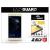 Eazyguard Huawei P10 Lite gyémántüveg képernyővédő fólia - Diamond Glass 2.5D Fullcover - gold