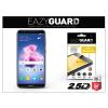 Eazyguard Huawei P Smart gyémántüveg képernyővédő fólia - Diamond Glass 2.5D Fullcover - fekete