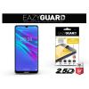 Eazyguard Huawei Y6 (2019)/Honor 8A gyémántüveg képernyővédő fólia - Diamond Glass 2.5D Fullcover - fekete