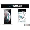Eazyguard Lenovo A319 RocStar képernyővédő fólia - 2 db/csomag (Crystal/Antireflex HD)