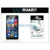 Eazyguard Microsoft Lumia 535 képernyővédő fólia - 2 db/csomag (Crystal/Antireflex HD)