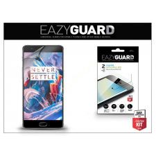 Eazyguard OnePlus 3 (A3000)/OnePlus 3T (A3010) képernyővédő fólia - 2 db/csomag (Crystal/Antireflex HD) mobiltelefon kellék