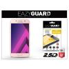 Eazyguard Samsung A520F Galaxy A5 (2017) gyémántüveg képernyővédő fólia - Diamond Glass 2.5D Fullcover - rose gold