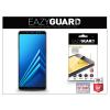 Eazyguard Samsung A730F Galaxy A8 Plus (2018) gyémántüveg képernyővédő fólia - 1 db/csomag (Diamond Glass)