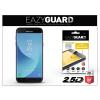 Eazyguard Samsung J530F Galaxy J5 (2017) gyémántüveg képernyővédő fólia - Diamond Glass 2.5D Fullcover - fekete