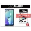 Eazyguard Samsung SM-G928 Galaxy S6 Edge+ képernyővédő fólia - 2 db/csomag (Crystal/Antireflex HD) (csak a vízszintes felületre)