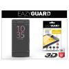 Eazyguard Sony Xperia XA (F3112/F3116) gyémántüveg képernyővédő fólia - Diamond Glass 3D Fullcover - fekete