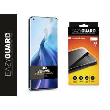 Eazyguard Xiaomi Mi 11 gyémántüveg képernyővédő fólia - Diamond Glass 3D Fullcover - fekete mobiltelefon kellék