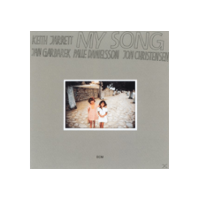 ECM Keith Jarrett - My Song (Vinyl LP (nagylemez)) jazz