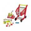 Ecoiffier játékok Ecoiffier bevásárló kocsi és pénztárgép játék