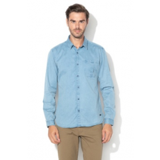 EDC by ESPRIT , Slim fit farmering, Világoskék, XL (098CC2F009-903-XL)