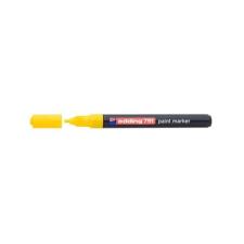 EDDING Lakkmarker EDDING 791 1-2mm sárga filctoll, marker