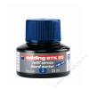 EDDING Utántöltő tábla- és flipchart markerhez, BTK 25, kék (TED2513)