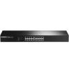 Edimax 16 Port 10/100M Ethernet Switch 19'' Rackmount, energy efficient 802.3az