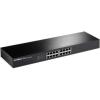 """Edimax 16x Gigabit (10/100/1000Mbps) 19"""" RM Switch, energy efficient 802.3az"""