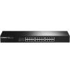 Edimax 24 Port 10/100M Ethernet Switch 19'' Rackmount, energy efficient 802.3az