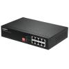 Edimax ES-1008PH V2 Long Range 8-Port Fast Ethernet Switch with 4 PoE+ Ports & DIP Switch