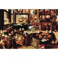 Educa Lo Studio D Arte, Williem Van Haecht /5000 darabos/ puzzle, kirakós