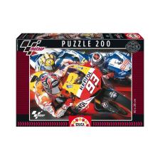 Educa Moto GP puzzle, 200 darabos puzzle, kirakós