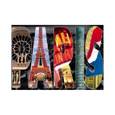 Educa Párizsi kollázs puzzle, 1000 darabos puzzle, kirakós