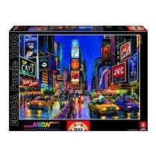 Educa TIMES SQUARE- NEW YORK neon puzzle puzzle, kirakós