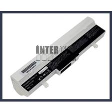 Eee PC 1005HA-H 6600 mAh 9 cella fehér notebook/laptop akku/akkumulátor utángyártott asus notebook akkumulátor