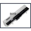 Eee PC 1005HA-PU1X 6600 mAh 9 cella fehér notebook/laptop akku/akkumulátor utángyártott
