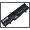 Eee PC 1005PE 6600 mAh 9 cella fekete notebook/laptop akku/akkumulátor utángyártott