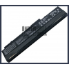 Eee PC 1011CX 4400 mAh 6 cella fekete notebook/laptop akku/akkumulátor utángyártott