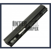 EEE PC X101C Series 2200 mAh 3 cella fekete notebook/laptop akku/akkumulátor utángyártott