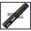 EEE PC X101H Series 2200 mAh 3 cella fekete notebook/laptop akku/akkumulátor utángyártott