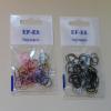 EF-ES pink szilikon gyűrű