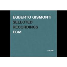 Egberto Gismonti - Selected Recordings (Cd) jazz