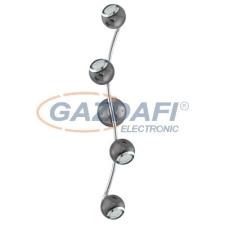 EGLO 31008 Szpot 4xGU10 3W LED nero 64cm Bimeda világítás