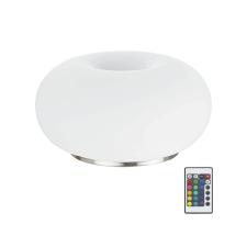 EGLO 75355 - LED RGB Asztali lámpa OPTICA-C 2xE27/7,5W/230V világítás