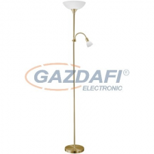 EGLO 82844 Álló E27 60W+E14 25W bronz UP 2 világítás