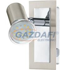 EGLO 90914 Fali GU10LED 5Wmatt nikkel/króm Rottelo világítás