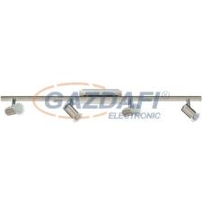 EGLO 90917 Fali/ menny GU10 LED 4x5W nik/króm Rottelo világítás