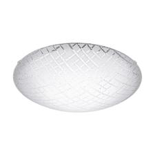 EGLO 95675 RICONTO 1 beltéri LED-es fali-mennyezeti lámpa, fehér színben, MAX 11W teljesítménnyel, LED fényforrással ( cserélhető), 3000K színhőmérséklettel, IP20 védettséggel ( EGLO 95675 ) világítás