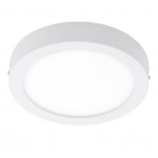 EGLO 96669 FUEVA-C LED (RGB-s) szabályzós falon kívüli lámpa, fehér színben, MAX 15,6W telj., LED-es, 2000lm fényáram, 2700K-6500K RGB-s, a színhőmérséklet szabályozható (Bluetooth vagy távírányító) világítás