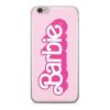 egyéb Barbie szilikon tok - Barbie 014 Samsung Galaxy A41 pink (MTPCBARBIE4773)