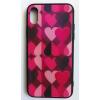 egyéb BH637 Telefon tok BLU-RAY Üveg Full Heart Iphone X